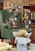 LIMITOVANÁ KOLEKCE sběratelských medvědů SILVER BEARS