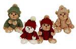 Vánoční medvídci